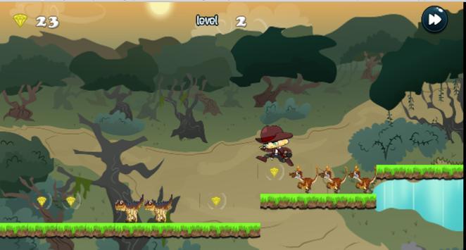 Dinosaur Park Adventure screenshot 2