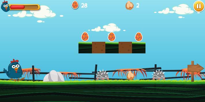 Jogo de Galinha apk screenshot