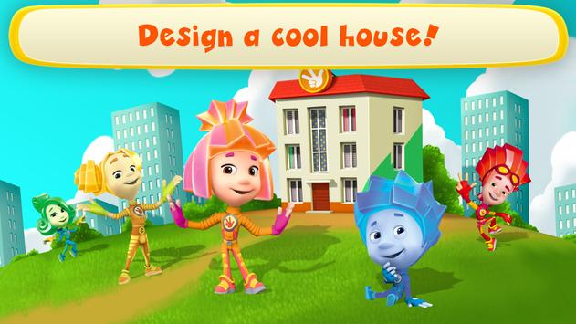 Fiksiki Dream House Games & Home Design for Kids APK Download - Free ...