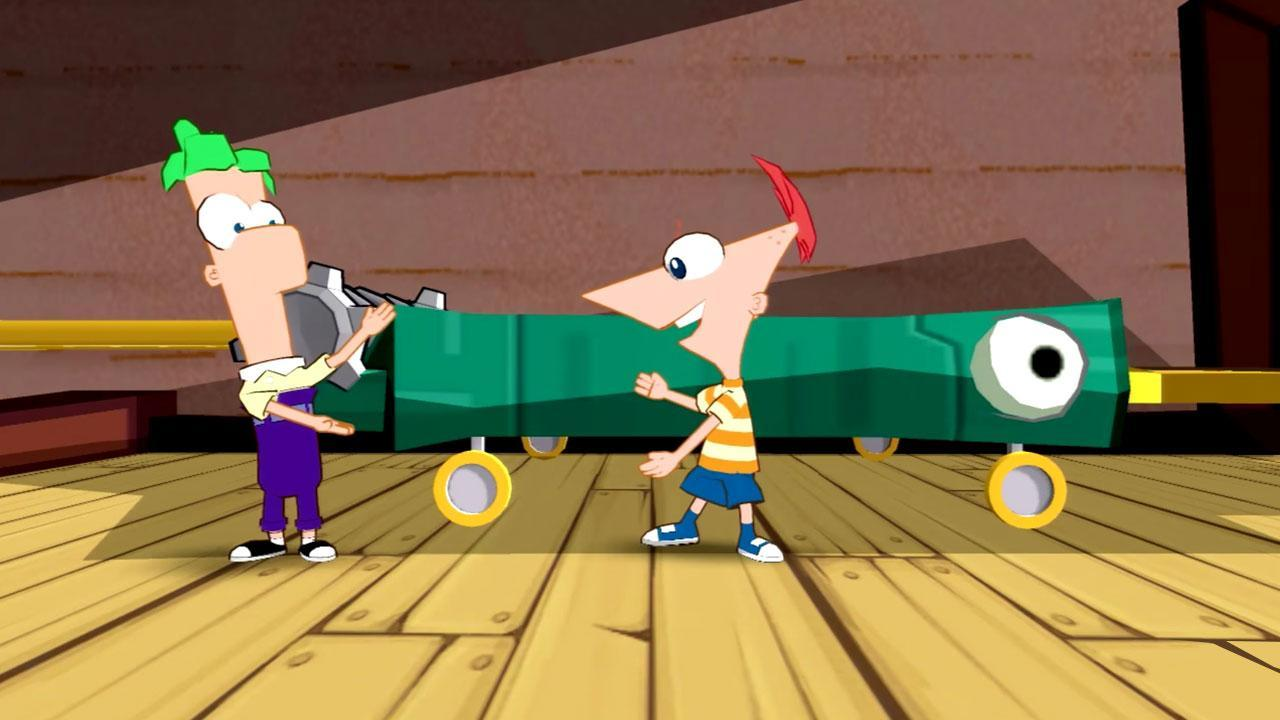 Phineas And Ferb For Android Apk Download