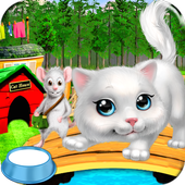 Little Cat Care And Bath icon