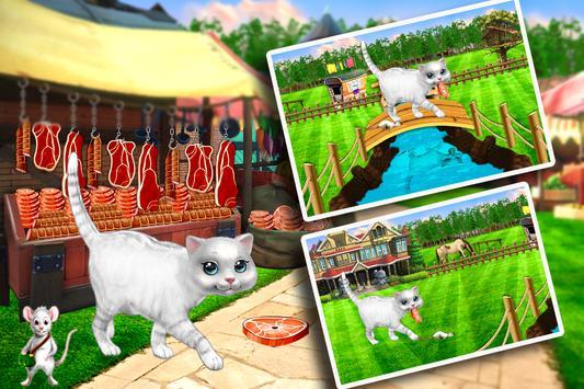 Little Cat Care And Bath apk screenshot