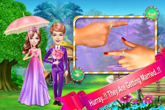 Magic Wedding Makeover Salon apk screenshot