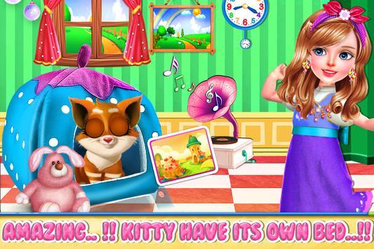 Pet Shop Kitty Life Story apk screenshot
