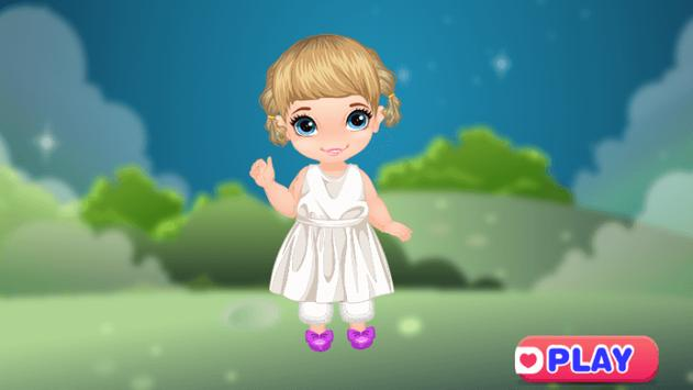 Top dress up baby games free screenshot 9