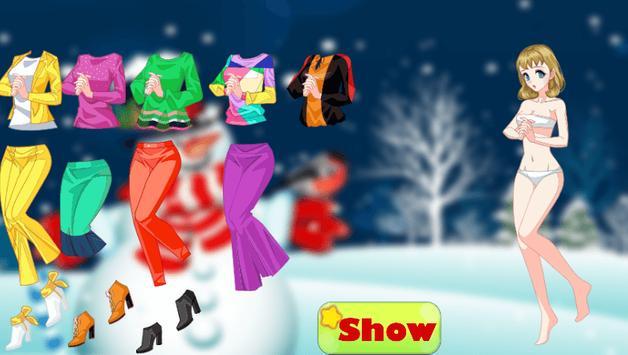 Princesse Dressing up games screenshot 1