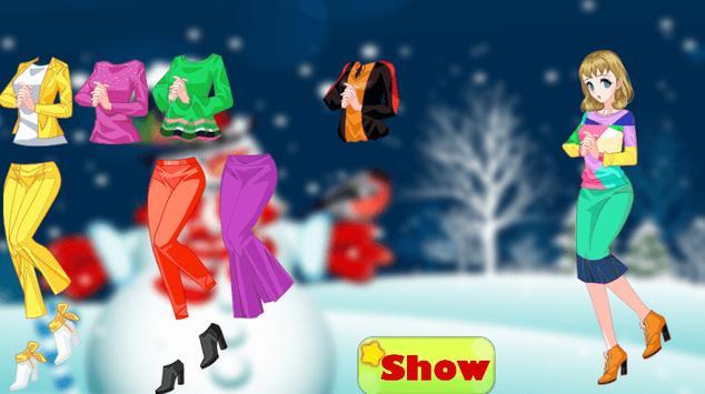 Princesse Dressing up games screenshot 2