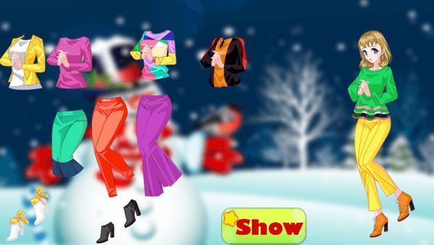 Princesse Dressing up games screenshot 3