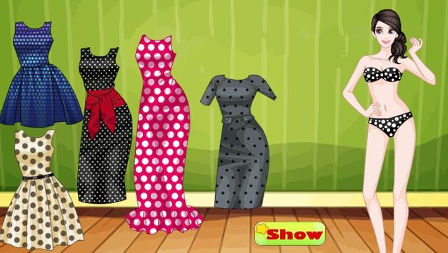 Star Girl- Beauty salon games apk screenshot