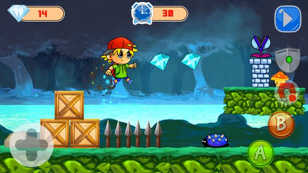 Jungle Adventure Super World apk screenshot