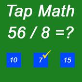 Tap Math icon