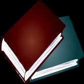 Dictionary English eApp electronic icon