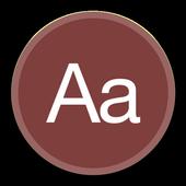 Digital Dictionary eManual electronic app icon