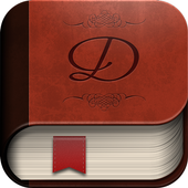 Digital English Dictionary eBook electronic eApp icon