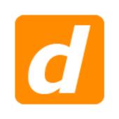 Digital Modern eDictionary electronic app icon