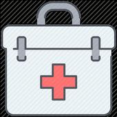 Elementary First Aid Hospital Devhub App icon