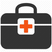 Elementary First Aid Hospital Devhub Pocket Manual icon