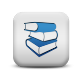 English New Dictionary eBook electronic app icon