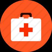 First Aid Handbook Training icon