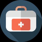 First Aid Hospital Handbook Guide icon