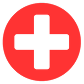 First Aid Hospital care Pocket Guide icon