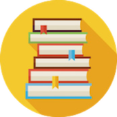 Modern Dictionary Book App New electronic app icon