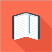 New Dictionary Book electronic app icon
