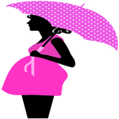Pregnancy week Personal Health icon