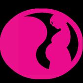 Pregnant Mom App icon
