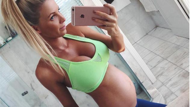 Pregnant Mom Health poster