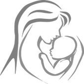 Pregnant Woman issues Healthcare icon