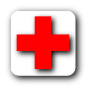 Red Cross Handbook App icon