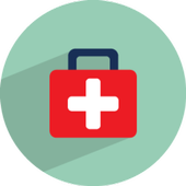 Road Accidents Health care Pocket Manual icon