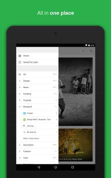 Feedly - Get Smarter captura de pantalla de la apk