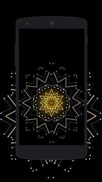Wallpapers of LG G version apk screenshot