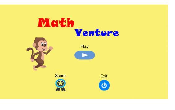 Math Venture poster