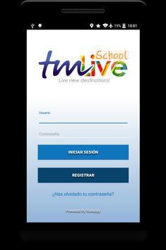 TMLive School screenshot 1