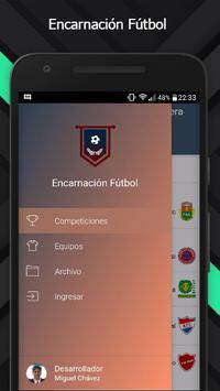 Encarnación Fútbol poster