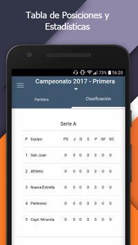 Encarnación Fútbol apk screenshot