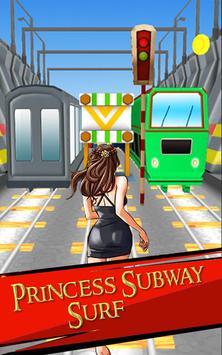 Subway Princess Run Rush - Jungle Adventures poster