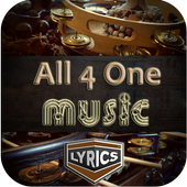 All 4 One Music Lyrics v1 icon