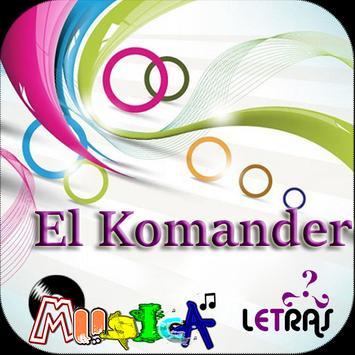 El Komander Musica Letras v1 screenshot 1
