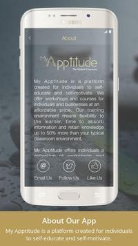 MyApptitude screenshot 2