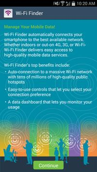 Open Mobile Wifi Finder poster