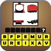 Guess The Thomas & Friends Quiz icon