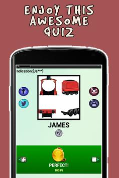 Guess The Thomas & Friends Quiz screenshot 1