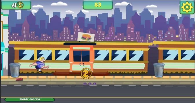 Run fatso apk screenshot