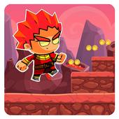 Devil boy : jungle & valcon icon