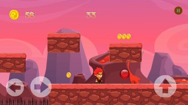 Devil boy : jungle & valcon screenshot 2