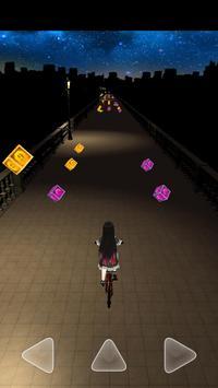 Running Girl-Night lights screenshot 1